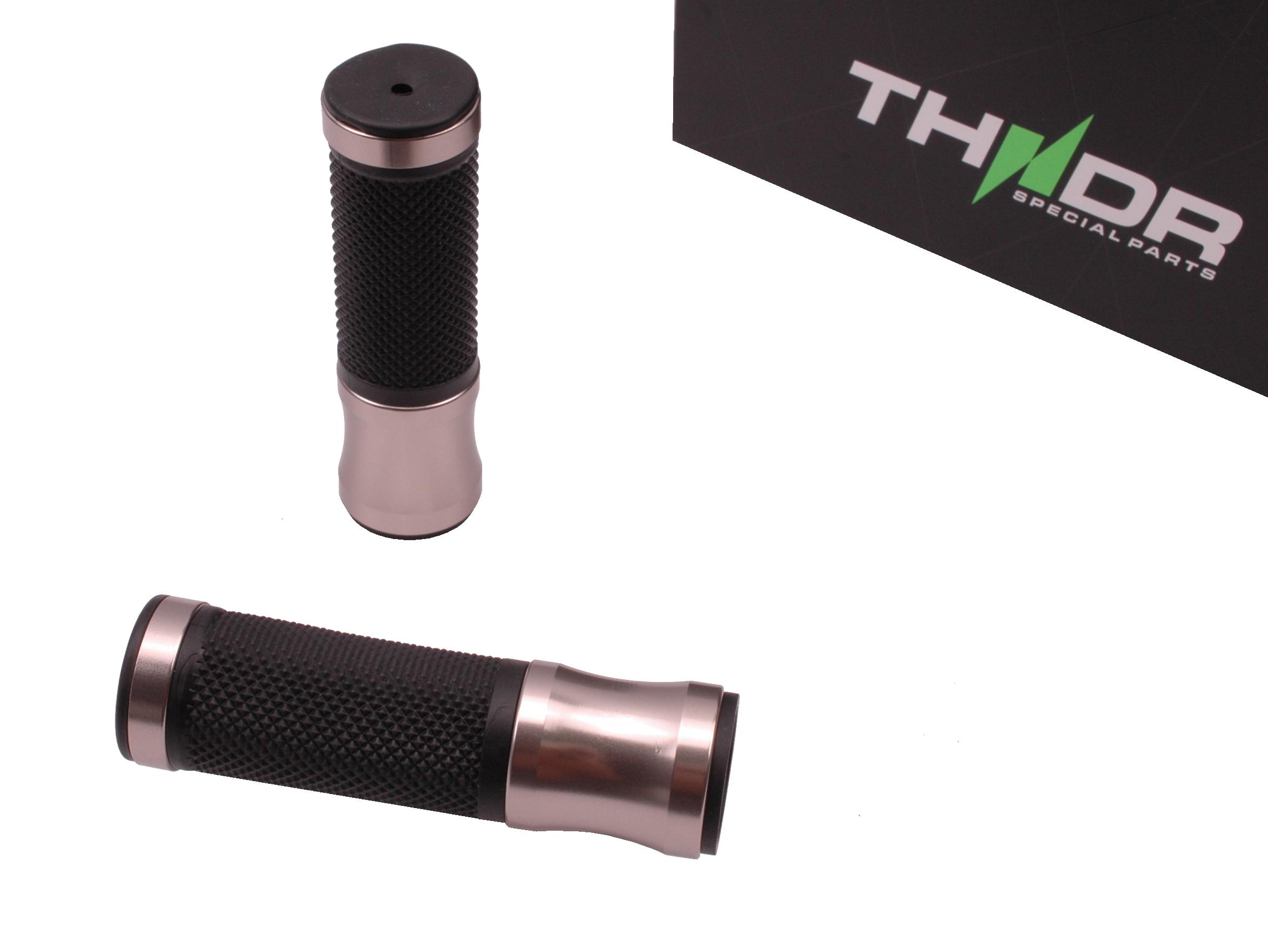 Handvattenset met titanium CNC afwerking | Vespa Primavera / Sprint