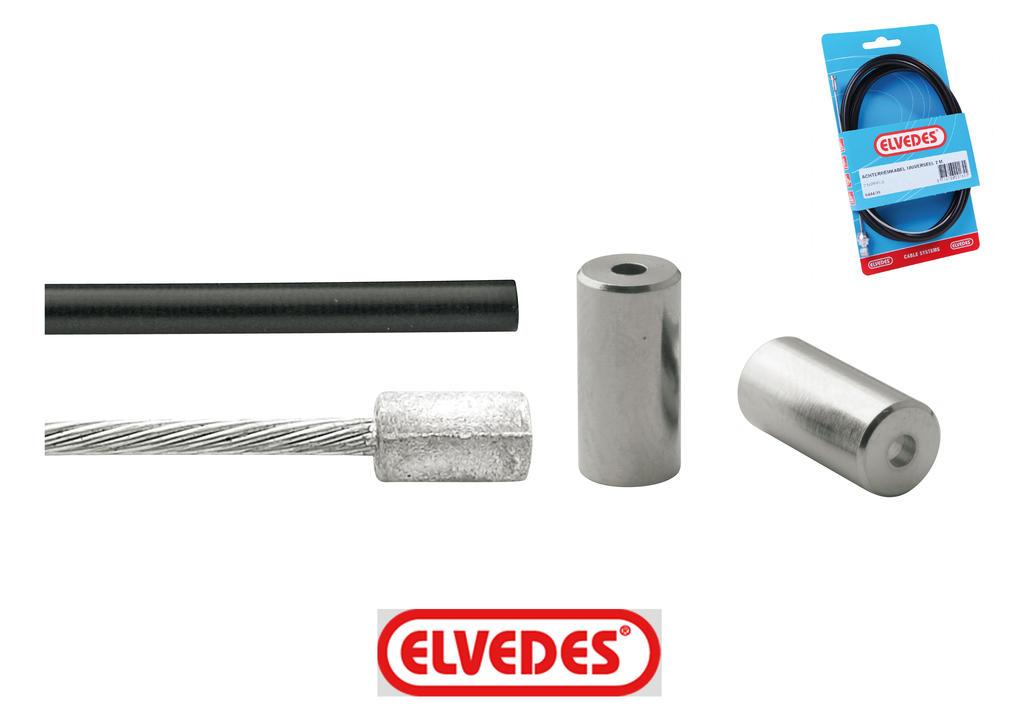 Gaskabel Compleet Elvedes (6433)