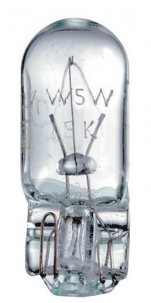 Lamp Bosma 12V - 5W T10 | Wedge